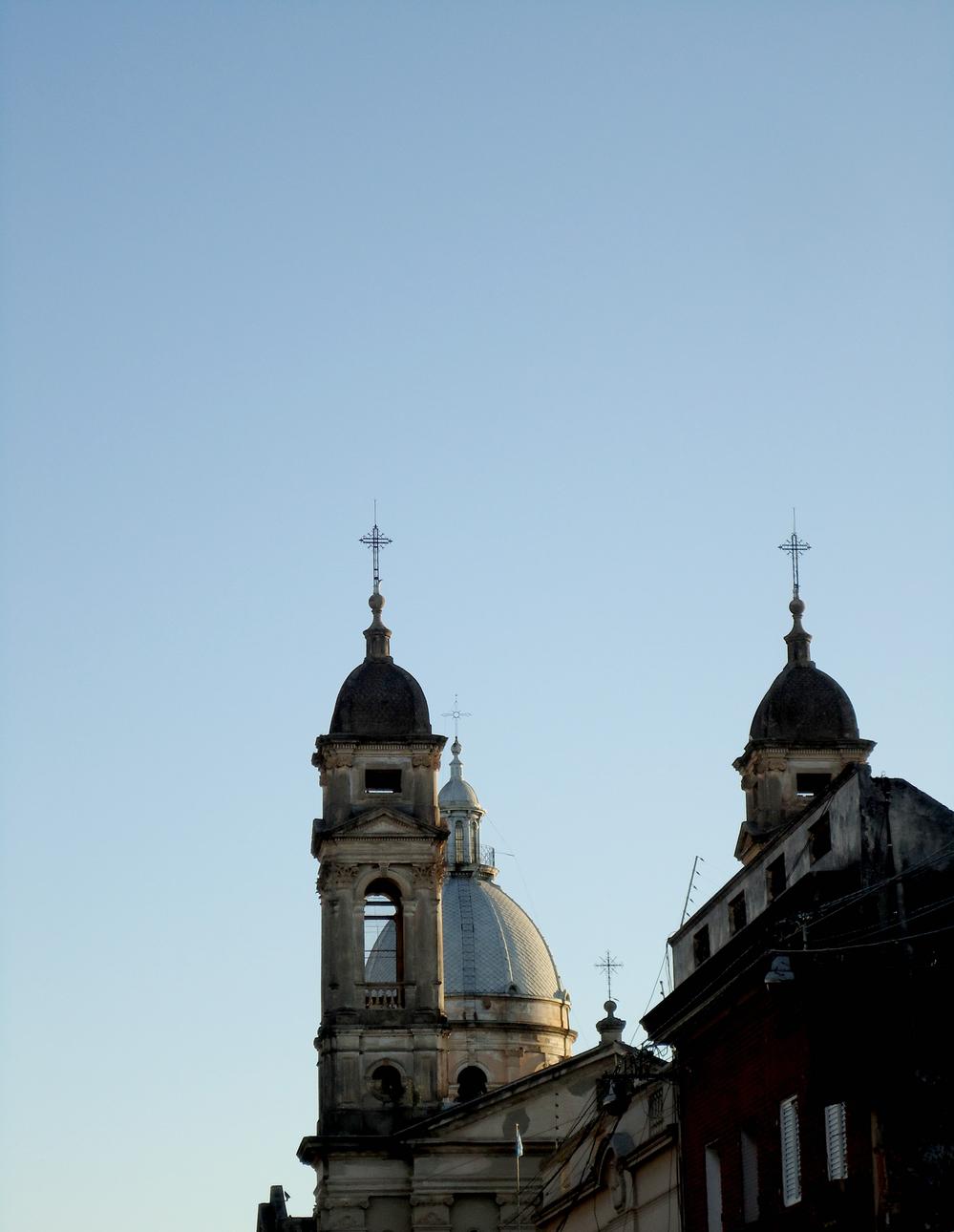 IGLESIA DE SANTO DOMINGO | SANTA FE